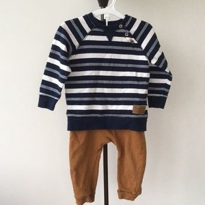 H&M Toddler Boy Matching Set